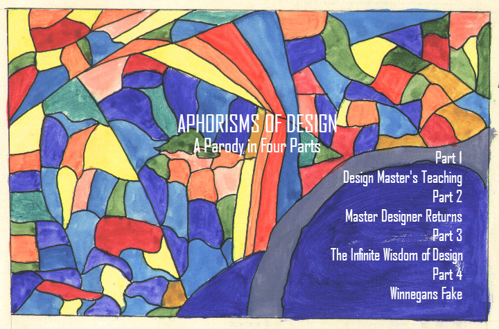 Aphorisms of Design