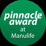 Pinnacle Award (Manulife)